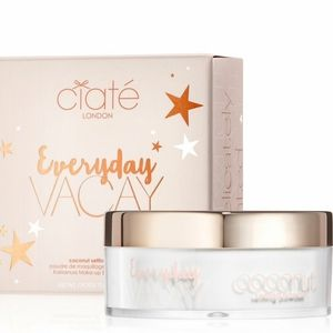 Ciate everyday vacay coconut setting face powder